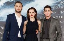 Emma Watson at Noah Film Premier In Berlin