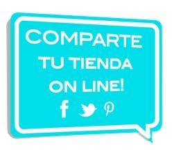 Comparte tu tienda online  www.avenidavip.com