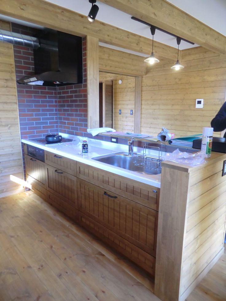 ウッドワン製キッチン