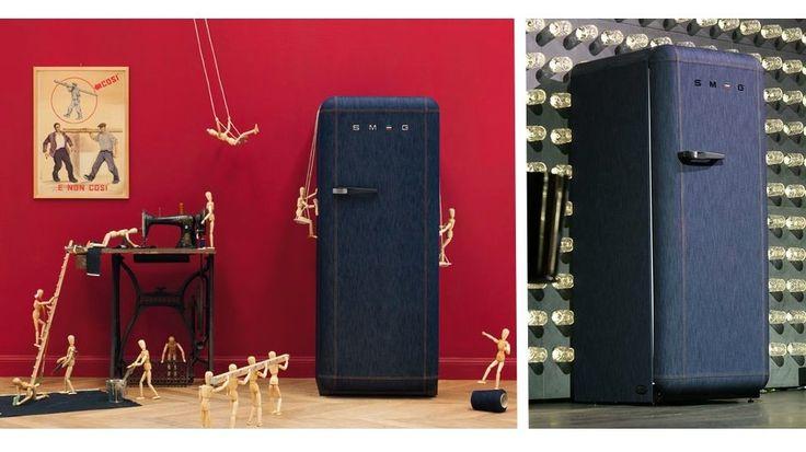 les 25 meilleures id es de la cat gorie frigo smeg sur pinterest frigo vintage smeg frigo. Black Bedroom Furniture Sets. Home Design Ideas