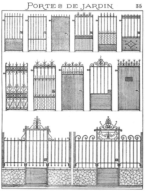 photos wrought iron garden gates Custom Iron Gates Dallas-Fort
