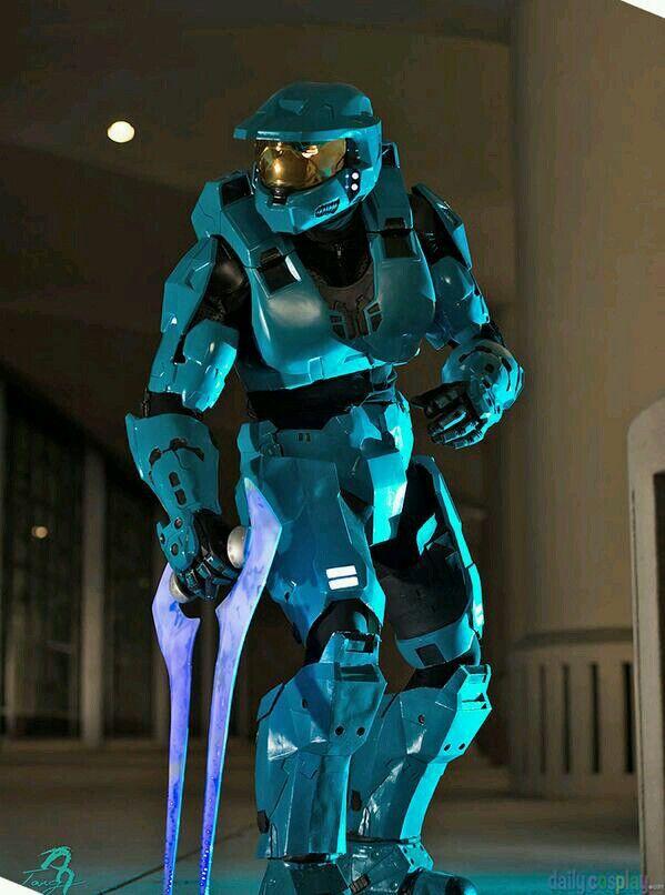 halo cosplay tucker - Halo Reach Halloween Costume