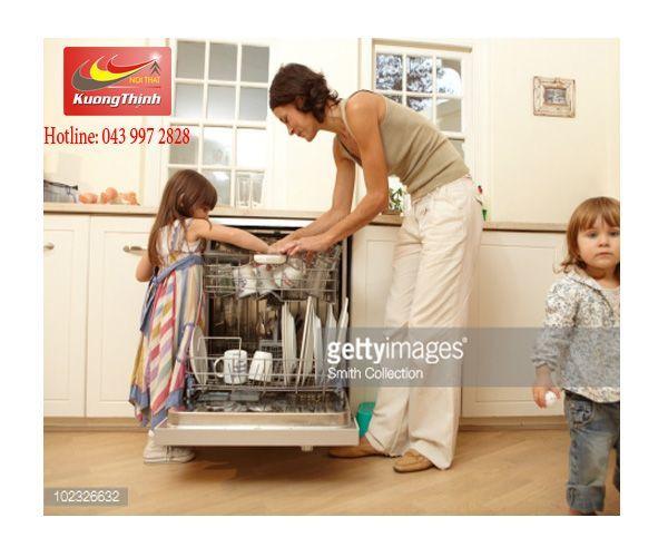Khắc phục một số lỗi thường gặp trên máy rửa bát