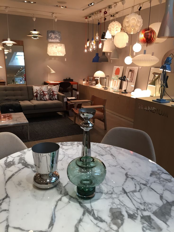 Skandium scandinavian furniture home accessories design visual merchandising www clearretailgroup