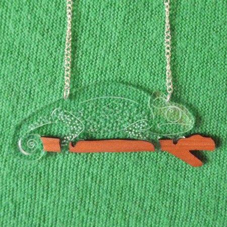 Chameleon Necklace | Brilliant!