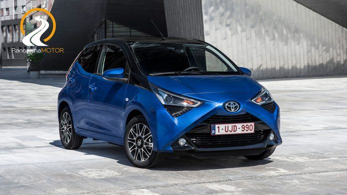 Toyota Aygo 2018 Toyota Aygo Toyota Bmw
