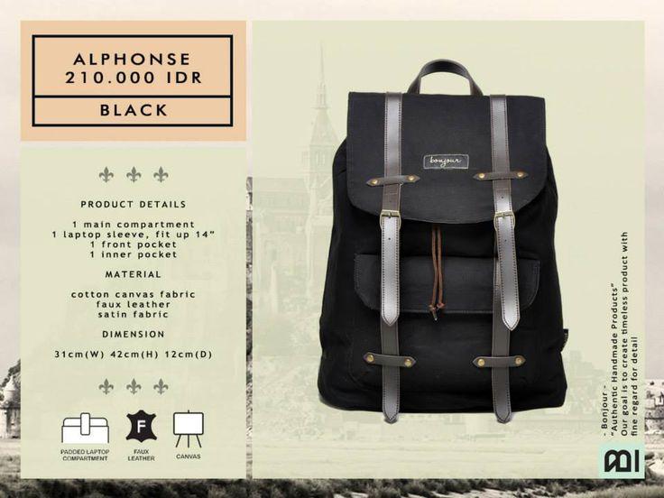 Alphone Black