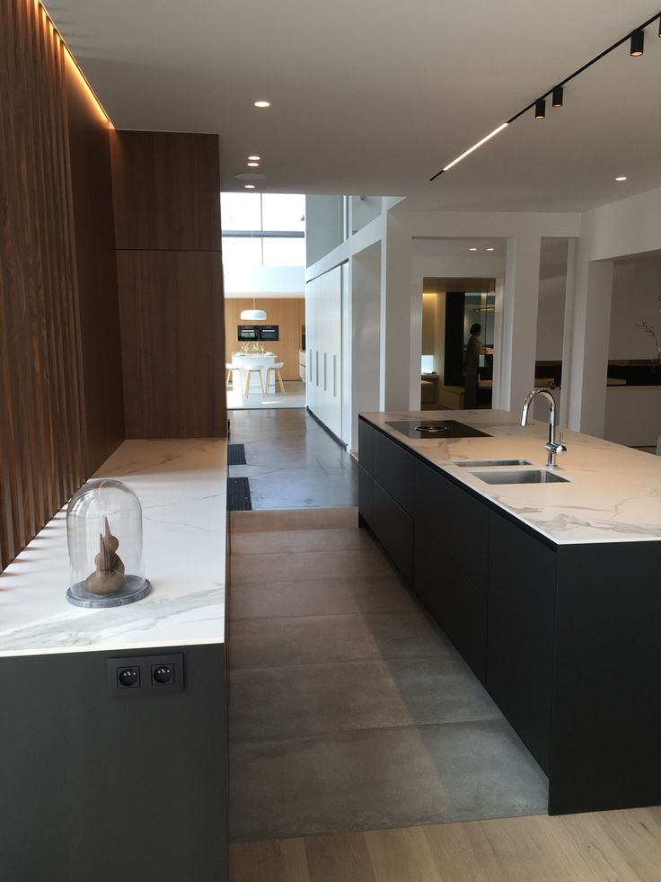 SieMatic PURE by Studio Rigole Roeselare