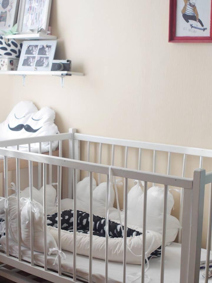 Baby nest MMMoje in baby room