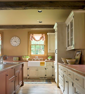 17 best images about kitchen on pinterest cabinets wood - Country kitchen wall colors ...