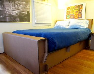 Chairigami - Cardboard furniture