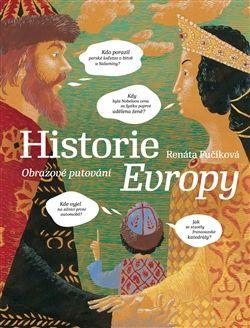 Obálka titulu Historie Evropy