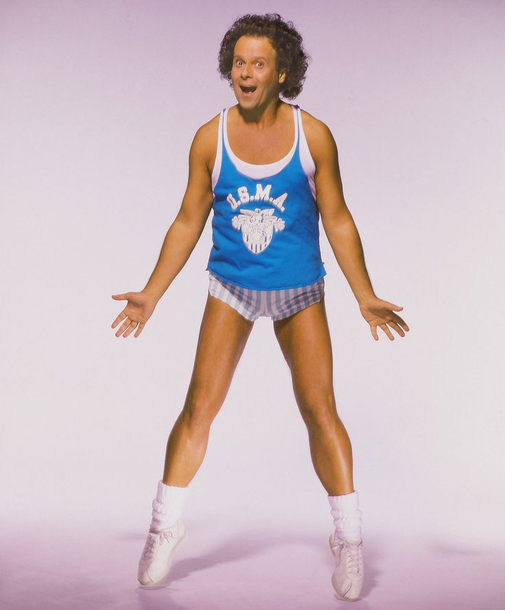 Richard Simmons Laughed Off Rumors He Is Transitioning, Rep Says