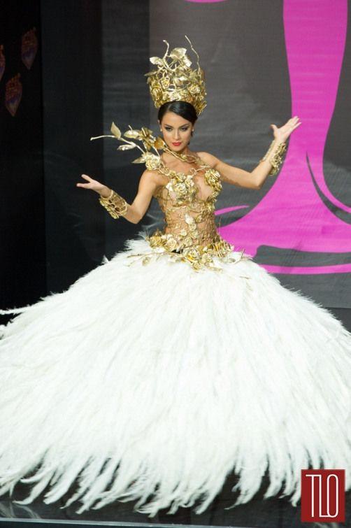 Miss Argentina, Miss Universe contest 2013. BAM! Exquisite beauty.