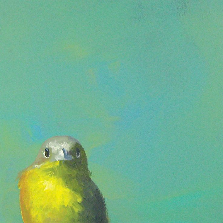 """""""In This Poignant"""" contemporary wall art by Mincing Mockingbird for GreenBox Art + Culture $69"""