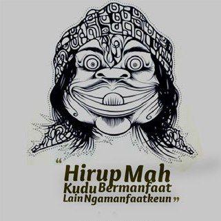 Kata Kata Bijak Bahasa Sunda dan Artinya