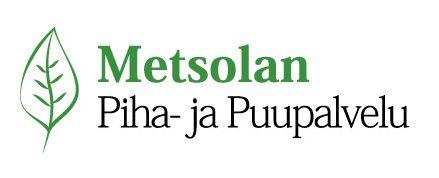Metsolan Piha- ja Puupalvelu -logo