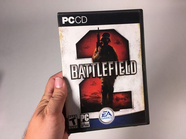Battlefield 2 - PC, Good Windows NT, Windows Me, Windows  Video Games #ElectronicArts