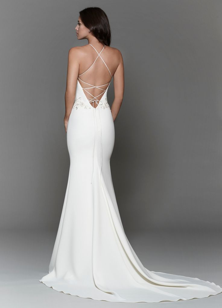 Bridal Gowns and Wedding Dresses by JLM Couture - Style 2705