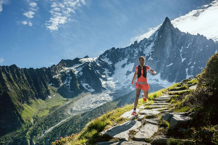 This Nepalese trail runner, who empowers women in her country through sports, earned a record number of your votes.