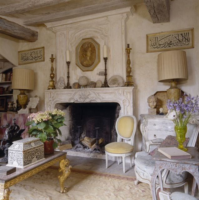52 best designer david hare images on pinterest french for French country fireplace