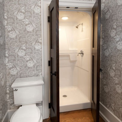 Hidden Shower Design, Pictures, Remodel, Decor and Ideas - page 9