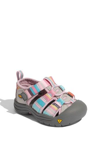 Best toddler shoes EVER.  Keen 'Newport H2' Shoes-- available at #Nordstrom