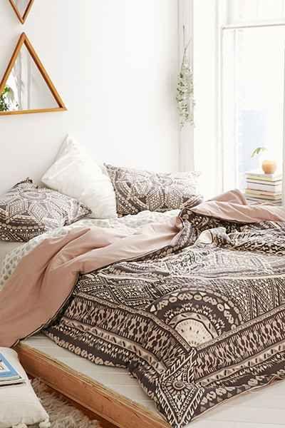 les 25 meilleures id es de la cat gorie couette g om trique sur pinterest. Black Bedroom Furniture Sets. Home Design Ideas