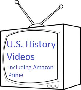 """I always like to have some history (or science) videos we can use when we need a """"down"""" day, like today with kids and bad colds. Instead of just watching the latest Disney movie or some random TV ..."""