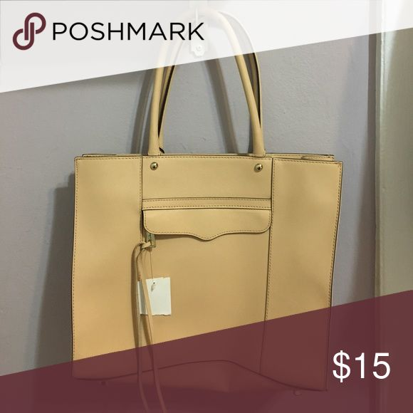 Nude Tote Bag Nude Tote Bag from Nordstrom Rack, brand New with tags Nordstrom Bags Totes