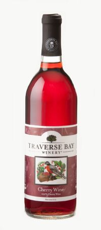 Cherry Wine – Chateau Grand Traverse Winery Online Store