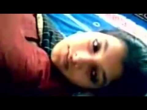 Desi Indian Girl on bed - LOOKs so Hot - Bangali girl