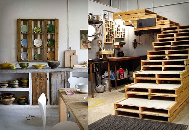 montreal-condo-pallet-stairs