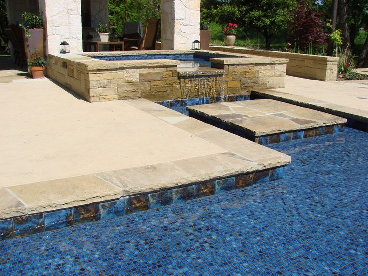 17 best images about pool on pinterest the natural for Pool design tiles