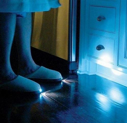 Night lights!