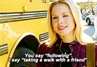 With the Veronica Mars movie premiere on Friday, now is a good time to remember the greatest Veronica quotes from the popular television show.