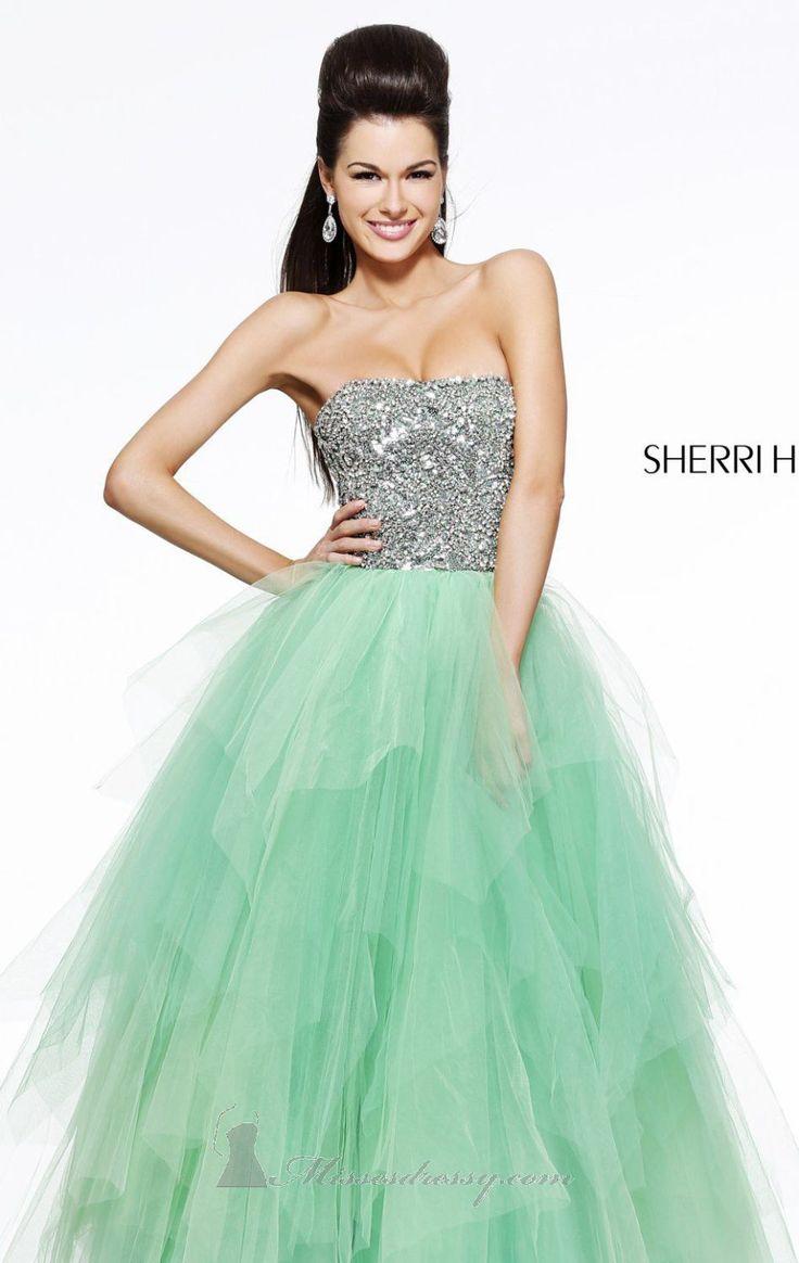 Sherri Hill Prom Dresses 2011   Cocktail Dresses 2016