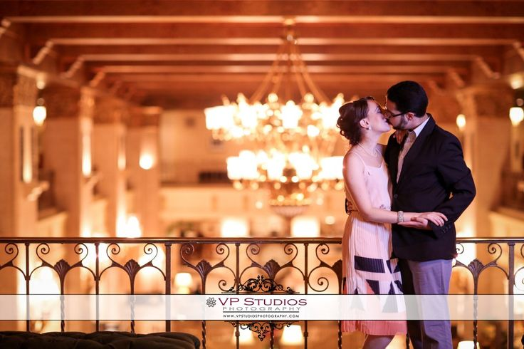 Fairmont Royal York Hotel Engagement – Toronto Wedding Photographers