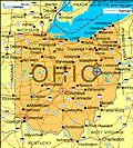 First explored for France by Robert Cavelier, Sieur de la Salle, in 1669, the Ohio region became British property after the French and Indian Wars. Ohio was acquired by the U.S. after the Revolutionary War in 1783. In 1788, the first permanent settlement was established at Marietta, capital of the Northwest Territory.