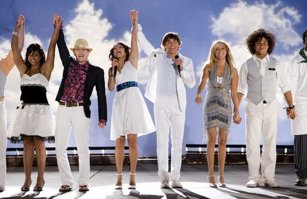 Can You Guess The 'High School Musical' Song Based On A Screenshot?