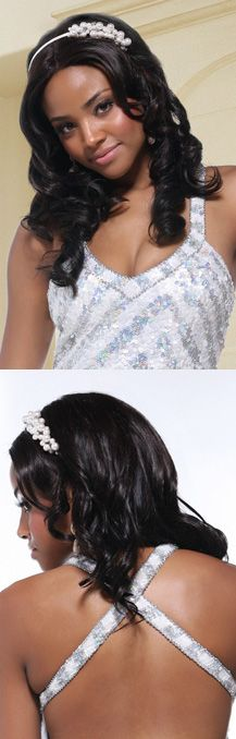 Surprising 1000 Images About Prom Hairstyles For Black Girls On Pinterest Short Hairstyles For Black Women Fulllsitofus