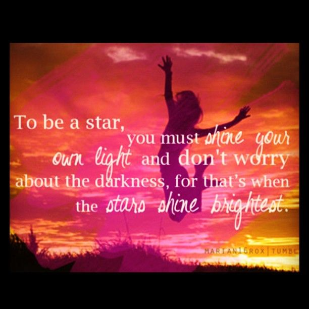 #Star #quote