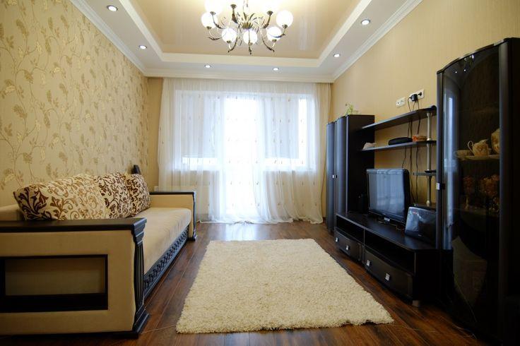 Предлагаем для долгосрочной аренды в Ставрополе  2 - комнатная квартира по адресу Партизанская 2, ЖК Александровский парк, ремонт современный,встроенная кухня с духовым шкафом, 2-х спальная кровать, мягкая мебель, гардеробная, огромная лоджия соединяет две комнаты, общей площадью 72.1 кв.м, дом Новый монолит, Центральное отопление, Электро-плита, наличие бытовой техники - стиральная машина (+), холодильник (+), телевизор (ЖК),аудиосистема, парковка охраняемая, номер объявления - 35112…