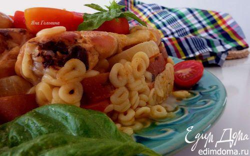 Маклуба с птитим  | Кулинарные рецепты от «Едим дома!»