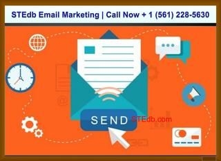 Best Email Marketing Software & Services  Email Marketing & Newsletter Services, benefits for a business to send newsletter, however, it is also important that they should be well-crafted. STEdb Email Marketing is one of the leading service providers that use specialized email newsletter tool to create exceptional newsletter.  http://www.stedb.com/