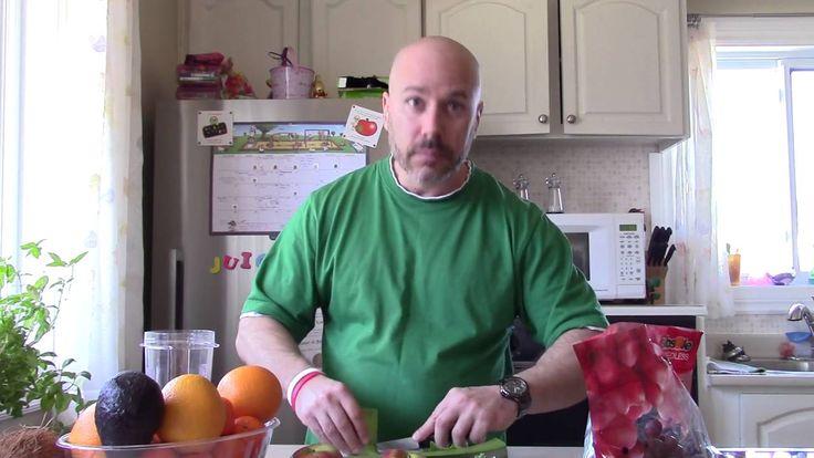 comment faire un jus d'aloes vera
