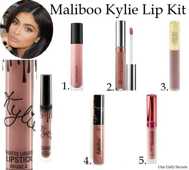 Bien connu Plus de 25 idées magnifiques dans la catégorie Kit lèvres kylie  GL07