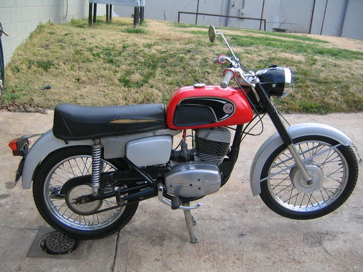 CZ 175 Sport. I had one of these as my very first motorcycle. It was awesome!