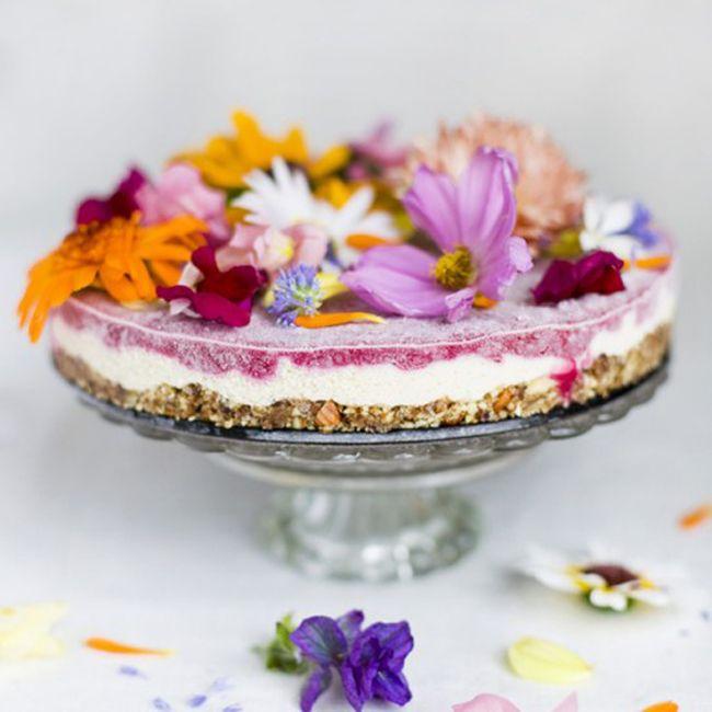 19 x de meest prachtige lente-gerechten met eetbare bloemen