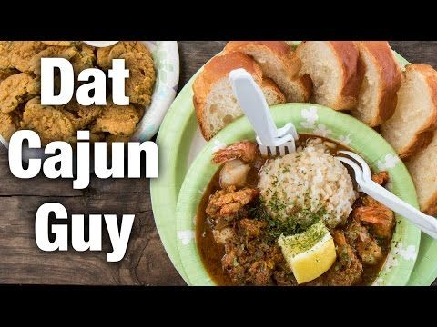Dat Cajun Food Truck